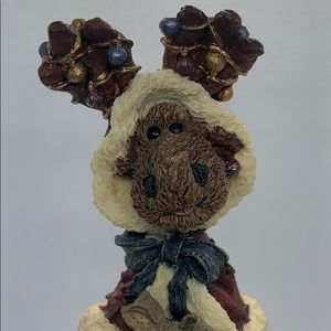 Boyds Bears Accents - Vintage Boyds Bears - Beatrice The Gift Giver 1995